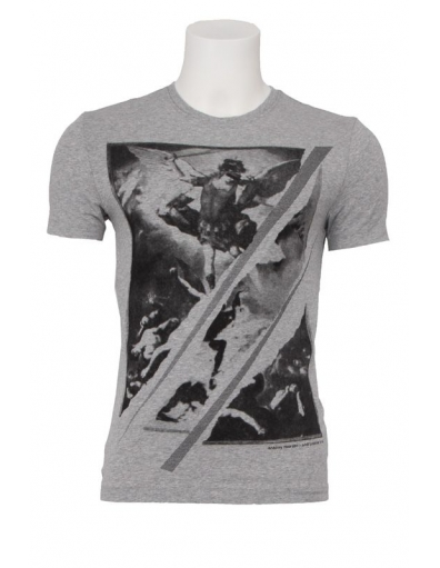 Antony Morato t-shirt - Alternative CLA - Grijs / Grey
