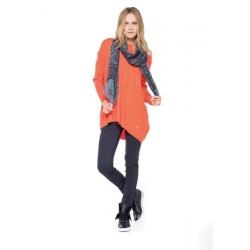 Fluo loose - Amy Gee - Truien en vesten - Oranje