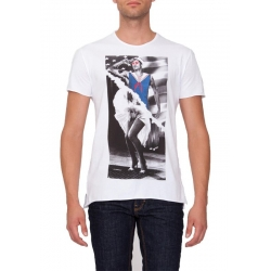 Pop heart - Antony Morato - Shirts en tops - Wit