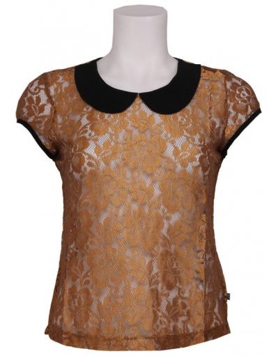 Luxe shirt - Dept - Shirts en tops - Oranje