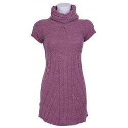 Korte mouwen trui - Amy Gee - Truien en vesten - Roze