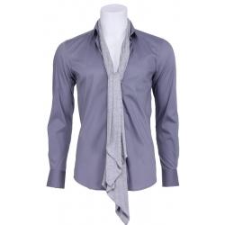 Pop heart overhemd - Antony Morato - Overhemden - Grijs