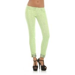K-Fit Star G193 - Met Jeans - Accessoires - Groen