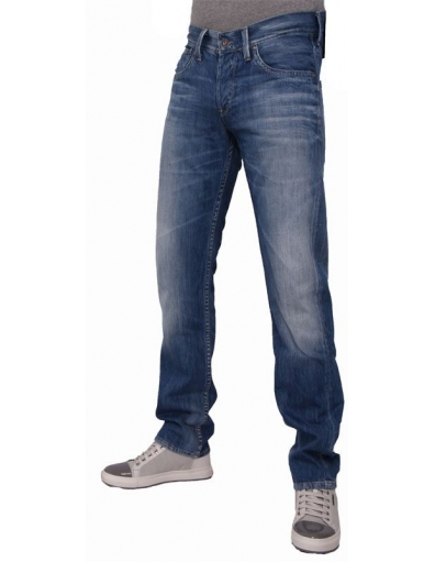 CRUNCH - Pepe Jeans - Jeans - Blauw