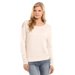 Coralise Fleece - Guess - T-shirts - crème