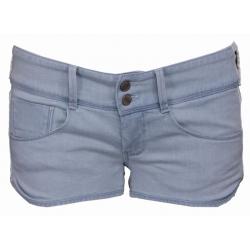 Runang/N D873 - Met Jeans - Broeken - Blauw