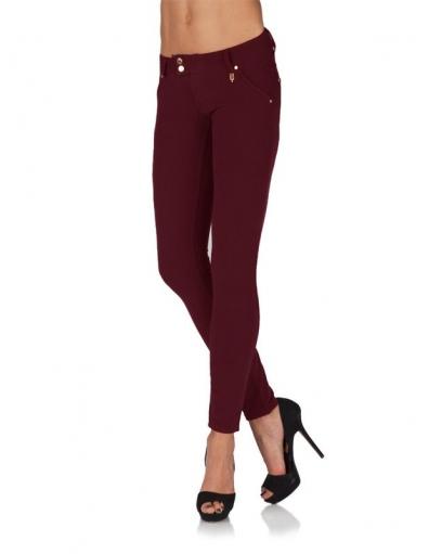 K-FIT 396 - Met Jeans - Broeken - Rood