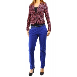 Dept broek The Grape Chino kogel blauw-blue
