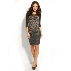 BANDIDA DRESS - Guess - Jurken - Zwart