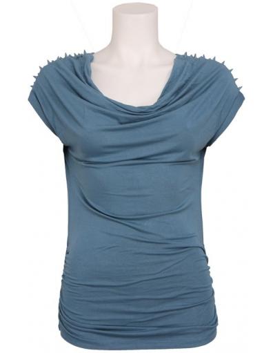 Kilk J800 A679 508 - Met Jeans - T-shirts - Blauw