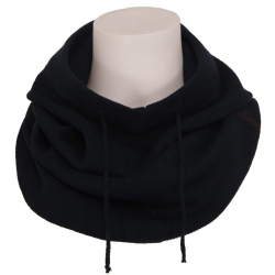 5011 Zeno - Hooded scarf - Zumo - Accessoires - Blauw