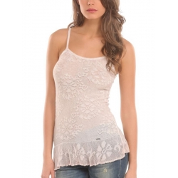 Guess top - Alicia tank - pink champagne