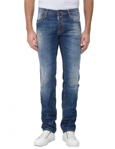 GOLD MORATO SONNY - Antony Morato - Jeans - Blauw