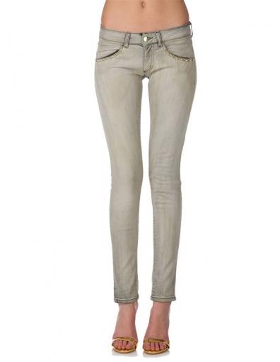 Bidys D662 A853 1827 - Met Jeans - Jeans - Grijs