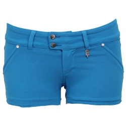 Shortey J100 506 - Met Jeans - Broeken - Blauw
