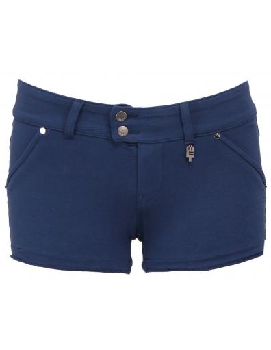 Shortey J100 539 - Met Jeans - Broeken - Blauw