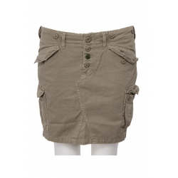Dept rok Combat Pebble Ecru
