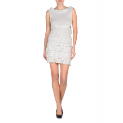 Jurk Miss Sixty - Ginevra dress - Grijs - Grey