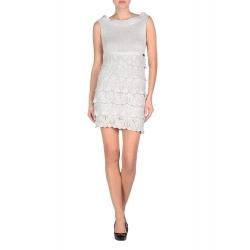 Jurk Miss Sixty - Ginevra dress - Grijs - Grey