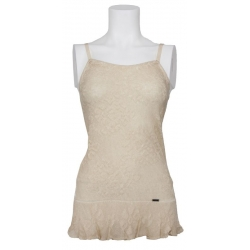 Guess top - Alicia tank - Ecru champagne