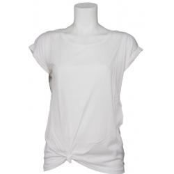 Guess top - Farrah kant - wit - white