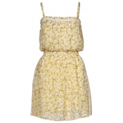 Guess zomerjurkje - Louise dress - geel - yellow