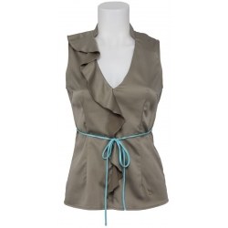 Phard top - Camicia Sisely - Groen