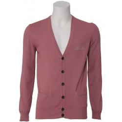 Pepe jeans knopen vest - Roze - Rood