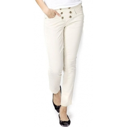 Miss Sixty chino - Georgia trousers - Off White