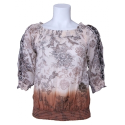 Dept shirt - Salmon Pale - Beige