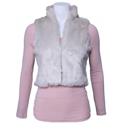 Bont gillet Dept - off white