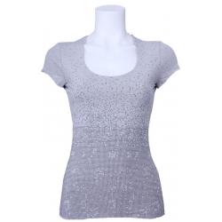 Met Jeans shirt - Frixy Studs - Grijs - Grey