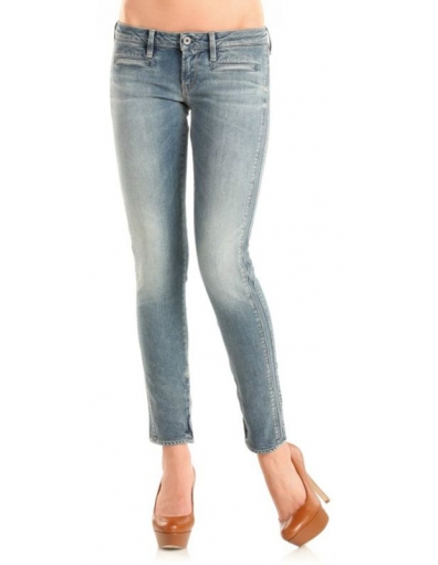 Beverly skinny seasonal - Guess - Jeans - Blauw