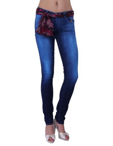 Miss Sixty jeans - Blue Soul - blauw