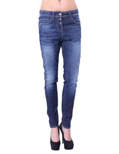 Miss Sixty boyfriend jeans - Giulia Boy - blauw