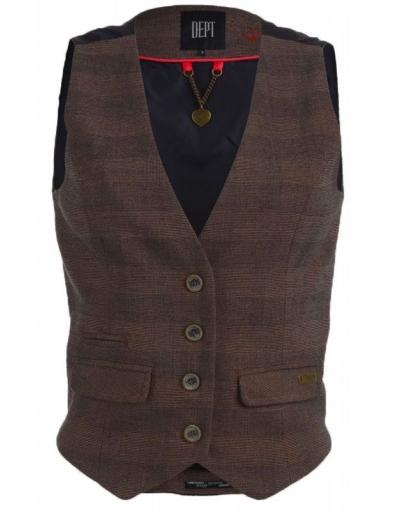 Dept - woven waistcoat