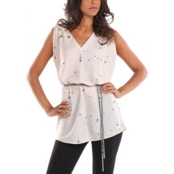 SL Nia Top Guess Shirts en tops Roze