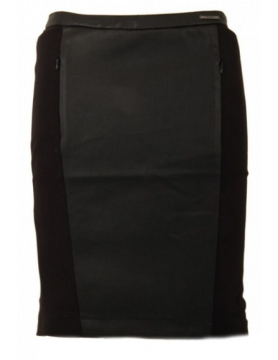 Guess - Erika leather skirt