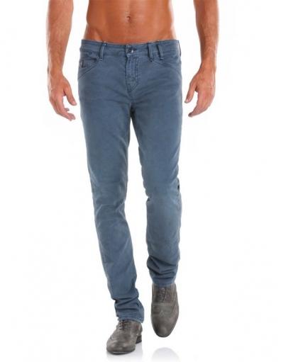 Skinny Seasonal Comfort Bull Pant - Guess - Jeans - Blauw