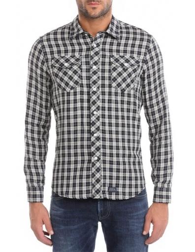 Osborn overhemd - Energie - Overhemden - Blauw